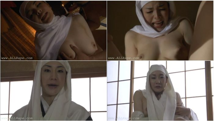098_AzRp_Samurai Japanese Girl Rape