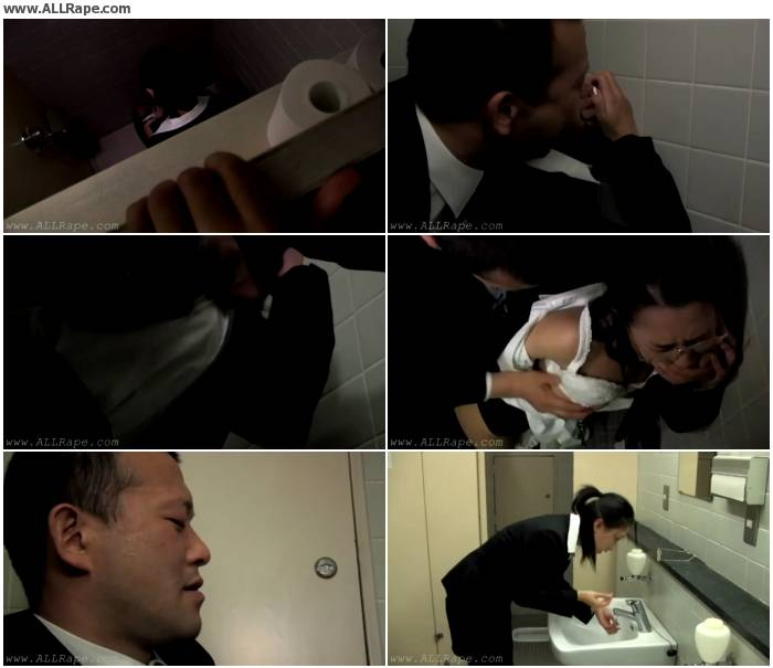 124_AzRp_Rape In The Toilet Of The Office