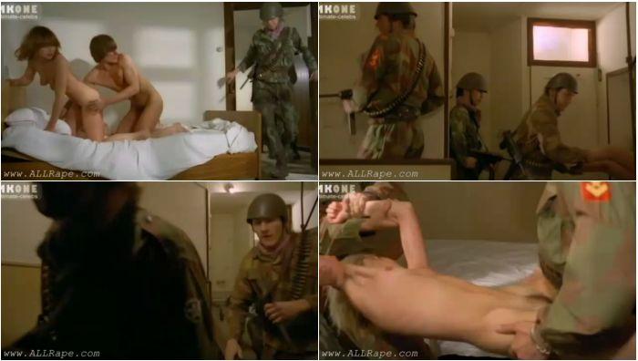 0285_RpVid_Short Rape By Soldier In Bordel